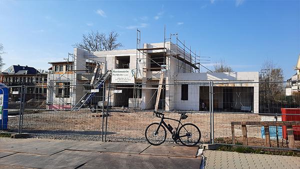 Rohbauarbeiten für Einfamilienhaus